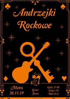 Andrzejki Rockowe