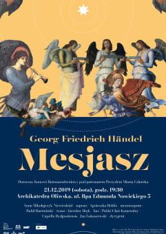 G.F.Händel - Mesjasz. Doroczny Koncert Bożonarodzeniowy