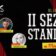 Mysza & Juszczak i open mic