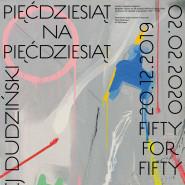 Pięćdziesiąt na pięćdziesiąt - wystawa