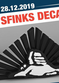 Sfinks Decade Ago 10th Anniversary: Maraton Back2back