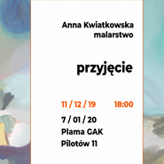 Anna Kwiatkowska Przyjęcie