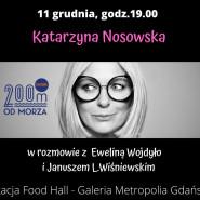 Spotkanie z Katarzyną Nosowską