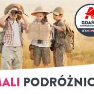 Warsztaty podróżnicze dla dzieci