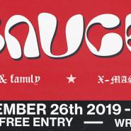Sauce03 X-MAS / Friends & Family
