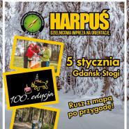 Dzielnicowa Impreza na Orientację HARPUŚ  - edycja 100 Gdańsk Stogi