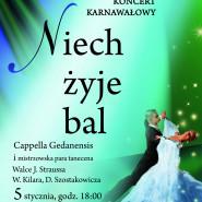Niech żyje bal - koncert karnawałowy