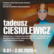 Wernisaż wystawy Prac Tadeusza Ciesiulewicza