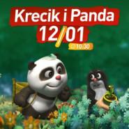 Filmowe Poranki: Krecik i Panda, cz. 7