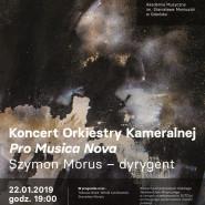 Koncert Orkiestry Kameralnej Pro Musica Nova