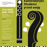 Koncert Katedry Kameralistyki