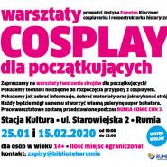 Warsztaty Cosplay