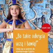 Starożytny Egipt dla dzieci