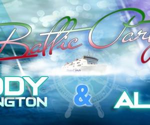 Baltic Party: Eddy Huntington i Alan Cook