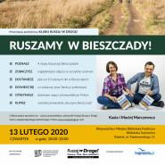 Ruszaj w drogę: Ruszamy w Bieszczady