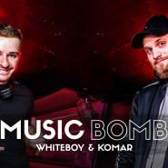 Music Bomb. Whiteboy i Komar