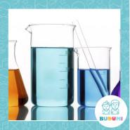 Kolorowe eksperymenty chemiczne 5+