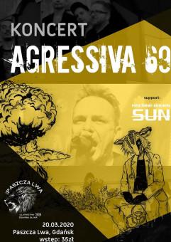 Agressiva 69 / Machine Driven Sun