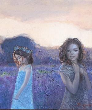 Wystawa malarstwa Katarzyny Zwolińskiej w galerii Triada