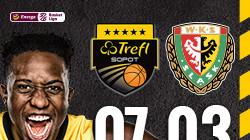 Bilety na mecz Trefl Sopot - Śląsk Wrocław