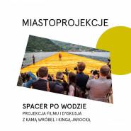 Spacer po wodzie (2018) / Miastoprojekcje