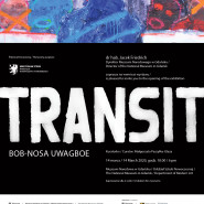 Bob-Nosa Uwagboe - Transit