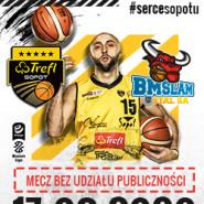 Koszykówka: TREFL Sopot - BM Slam Stal Ostrów Wlkp.