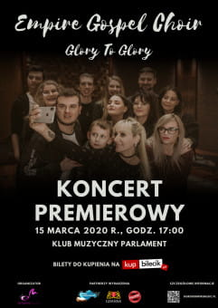 Empire Gospel Choir - Glory To Glory