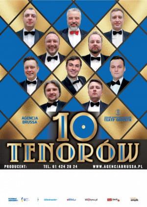 10 Tenorów - Gdańsk, 2 października 2020 (piątek)