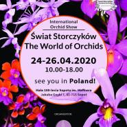 IV Międzynarodowa Wystawa Świat Storczyków - The World of Orchids