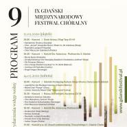 IX Gdański Międzynarodowy Festiwal Chóralny