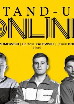 Stand-up Online 2: Szumowski / Borkowski / Zalewski i inni