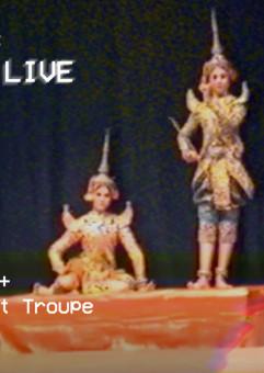 VHS Drama Live: Pan.Mruk + Ramayana Ballet Troupe