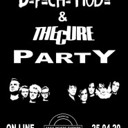 Depeche Mode & The Cure Party (on-line)
