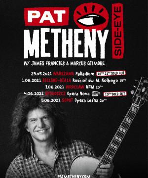 Pat Metheny - Side Eye