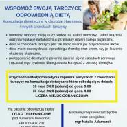 Konsultacje dietetyczne w chorobach tarczycy