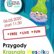 Przygody Krasnala Wesołka ODCINEK SPECJALNY