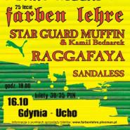 Punky Reggae Live 2011: Farben Lehre, StarGuardMuffin, Raggafaya i Sandaless