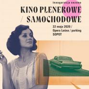 Kino Plenerowe i Samochodowe - Inauguracja sezonu