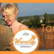 TANGO Warsztaty w parach | Warm Up Workshops | Małgorzata Knopp