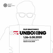 Wystawa online: #artUNBOXING  Filip Ignatowicz