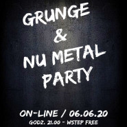 Grunge & Nu Metal Party (on-line)