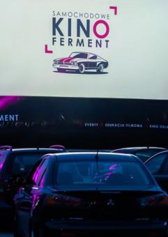 Samochodowe Kino Ferment: Gdańsk/Sopot