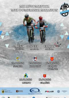MTB Pomerania Maraton Luzino 2020