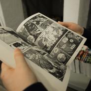 Spotkania z polskim komiksem online