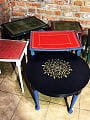 Renowacja mebli - warsztaty gościnne