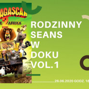 Rodzinny seans Madagaskar 2