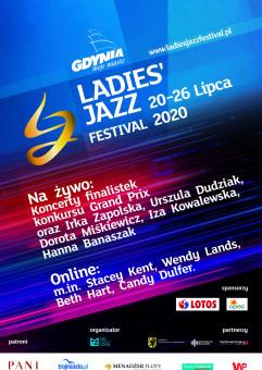 Ladies' Jazz Festival Gdynia 2020