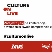 #CultureonLIVE