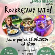 Rozkręcamy lato w Food&Chillout Sopot